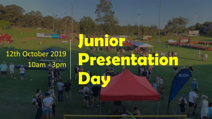 Junior  Presentation  Day 3