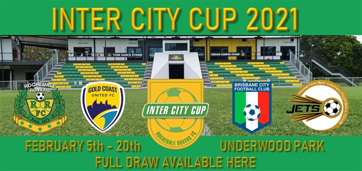 Inter  City  Cup  Draw