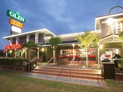 The  Glen  Hotel -  The  Valley -  Brisbane original